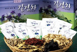 Cheonan Balloon Flower Tea